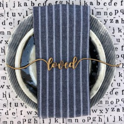 Place cards (set of 4)