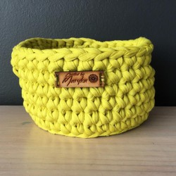 Chartreuse basket (medium)