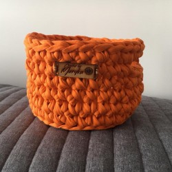 Pumpkin basket (small)