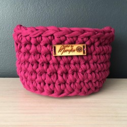 Plum basket (medium)