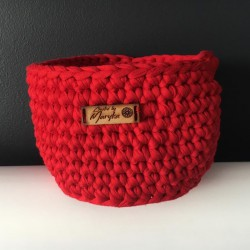 Red basket (small)