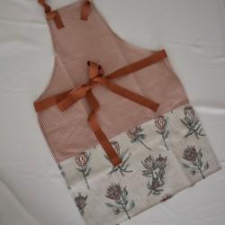 Protea apron